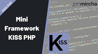KISS PHP