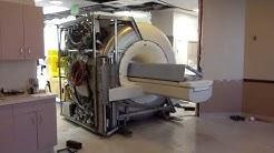 California Machinery Movers Moving an MRI Machine