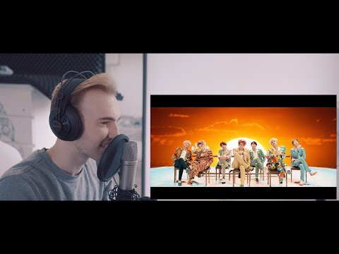 KPOP Reaction | BTS - IDOL | The Duke [Deutsch/German]