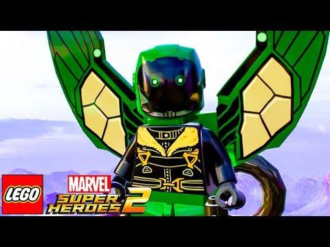 ABUTRE DO FILME HOMEM-ARANHA DE VOLTA AO LAR no LEGO Marvel Super Heroes 2 EXTRAS #40