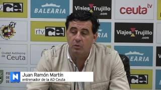 La Agrupación Deportiva Ceuta toca fondo tras perder ante el Conil