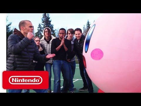 Kirby's Choosey Battle? - Nintendo 3DS