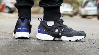 Adidas x Reebok Instapump Fury BOOST - REVIEW & ON-FEET