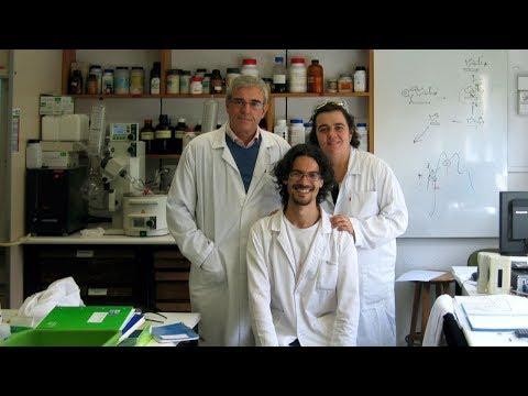 Rober (divulgación científica, IQOG-CSIC)