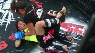 Melissa Martinez - MMA Semifinal [Toshinkai-TGV]