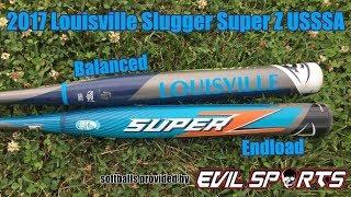 Louisville Slugger Super Z 17 USSSA Kennington End-Load Soft Ball Bat
