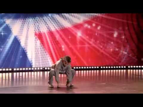 Amazing 10 year old dancer - Norway's got talent