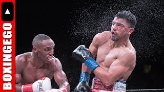 VICTOR ORTIZ/DEVON ALEXANDER (ROBBERY) FULL FIGHT CHAT ORTIZ DOESNT QUIT SO IT SOMEHOW ENDS IN DRAW
