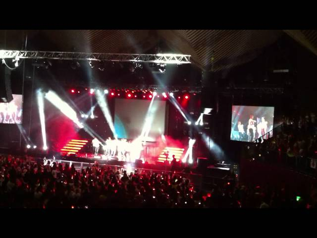 JYJ Concert Berlin Last Stage 2011 w/ Get Out + Empty 06.11.11
