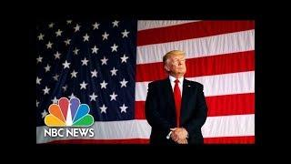 Fact Checking President Donald Trump's Biggest Falsehoods And Lies of 2017 | NBC News