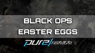 "Black Ops: Menu Easter Eggs/ Simple Achievements/ Cheat Codes/ Hidden Arcade Game ""DOA"""