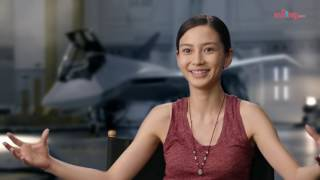 Video Angelababy on her 'Independence Day: Resurgence' character download MP3, 3GP, MP4, WEBM, AVI, FLV Desember 2017