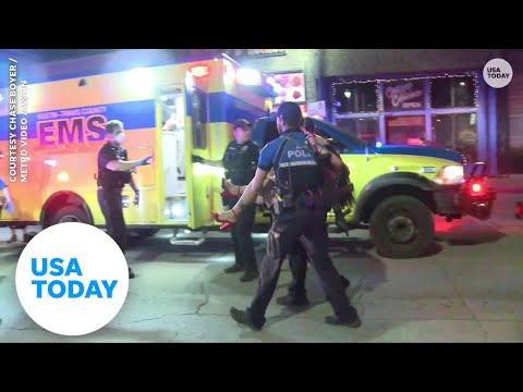13 injured in shooting at popular entertainment district in Austin, Texas | USA TODAY