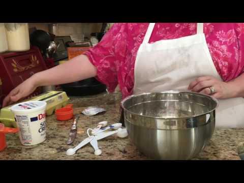 Sour Cream Corn Bread, Mama Peterson's Way