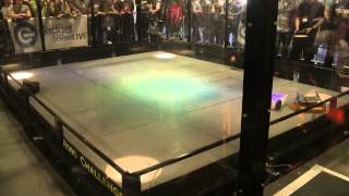 The 2013 UK FW Championships: Group B - Trouble Starter 3 vs Scruffy vs MoBot