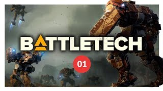 BATTLETECH | BRINGING DOWN THE HAUST - Let