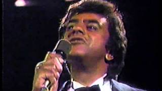 "Johnny Mathis sings ""What I Did For Love"""