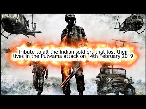 14February Tribute To Indian Army |Emcee Rhymester(Pulwama Attack) Video|Latest Hindi Rap Songs 2019
