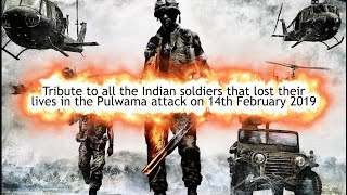 The PulwamaTerrorAttack is a cowardly attack on our soldiers. Heart...