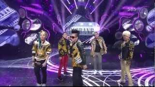 BIG BANG [BAD BOY] @SBS Inkigayo Popular song 20120415