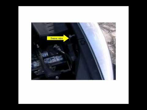 Installing Your Own Outside Car Thermometer for Cheap ...