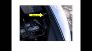Installing Your Own Outside Car Thermometer for Cheap $$