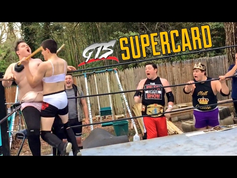 WEIRDEST SUPERCARD IN GTS HISTORY! MUST SEE CRINGE CARNIVAL!