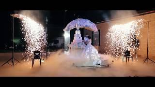 видео Свадьба с размахом — в шатре