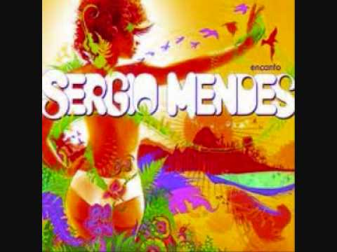 Sergio Mendes - Waters Of Mars (2008)