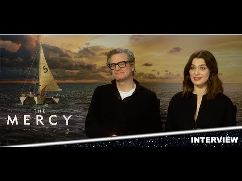 EXCLUSIVE: Cineworld  Colin Firth & Rachel Weisz about The Mercy!