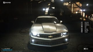 Chevrolet Camaro SS 2010   Full Stock - The Crew - Test Drive Gameplay [HD]