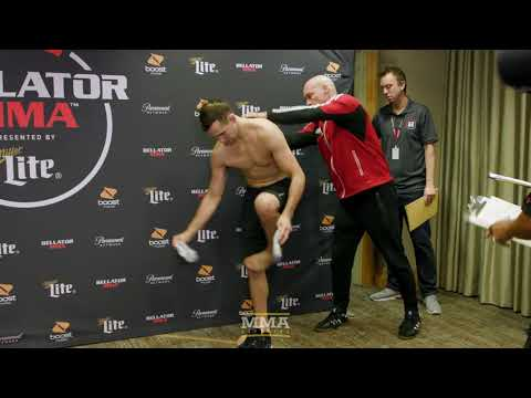 Bellator 206 Weigh-Ins: Gegard Mousasi, Rory MacDonald Make Weight