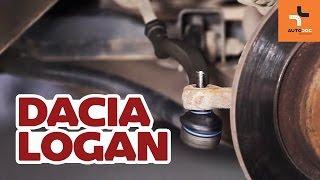 Hoe Cilinderkoppakking vervangen DACIA LOGAN (LS_) - gratis instructievideo