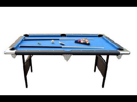 Hathaway Fairmont Portable Pool Table Reviews YouTube - Hathaway fairmont pool table