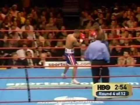 (Fight 33) Floyd Mayweather vs. Henry Bruseles [2005-01-22]