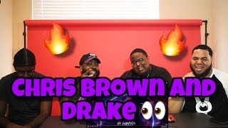 Chris Brown - No Guidance (Audio) ft. Drake (REACTION) 🔥