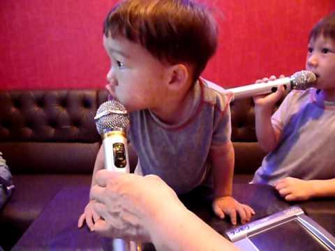 Kenta's first Karaoke (7/6/2010) vol1