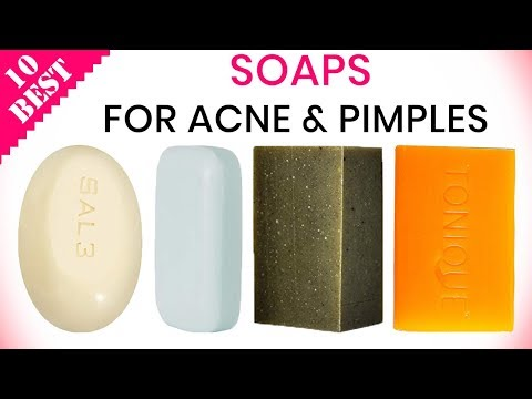 10 Best Soaps For Acne 2020 Best Soap Bars For Oily Skin Pimples Blackheads Youtube