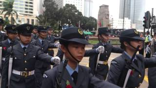 香港和平紀念日 2013(March off) Part 4