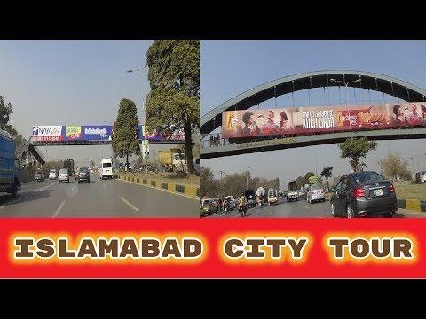 Islamabad city tour 2018
