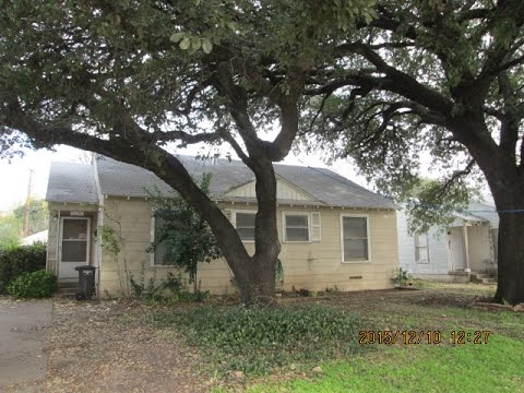 Houses for Rent in Fort Worth Texas 1BR/1BA by Fort Worth Property Management