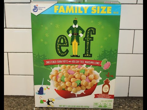 ELF-Cereal-Review
