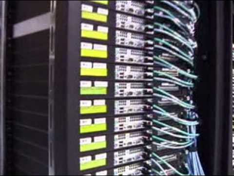 Tellme Data Center Video Circa 2002