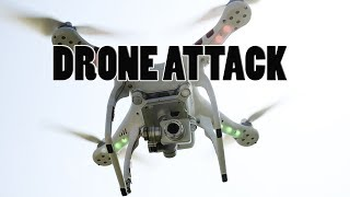 Drone Attack - Crime Against Harmless Trout Bum Part 1