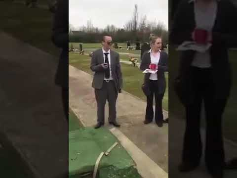 Glasgow funeral my boy lolly pop (subscribe for more videos to come)