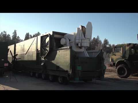 Russian Laser Weapon