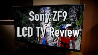 Sony ZF9/Z9F (KD-65ZF9) LCD TV Review