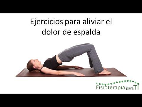 Ciatica ejercicios fisioterapia pdf