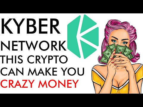 Kyber Explained - This Crypto Can Make You CRAZY MONEY!