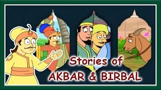 Best Akbar and Birbal Short Stories with Morals for Kids | Folktales from India in Simple Hindi